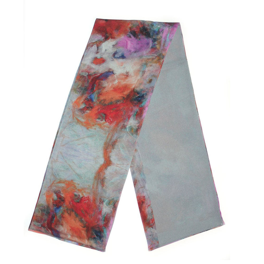 Paris Painted Scarf