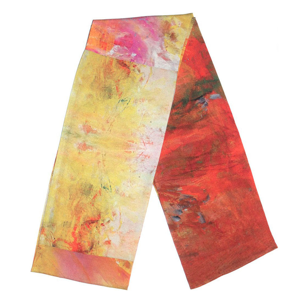 Sydney Painted Scarf