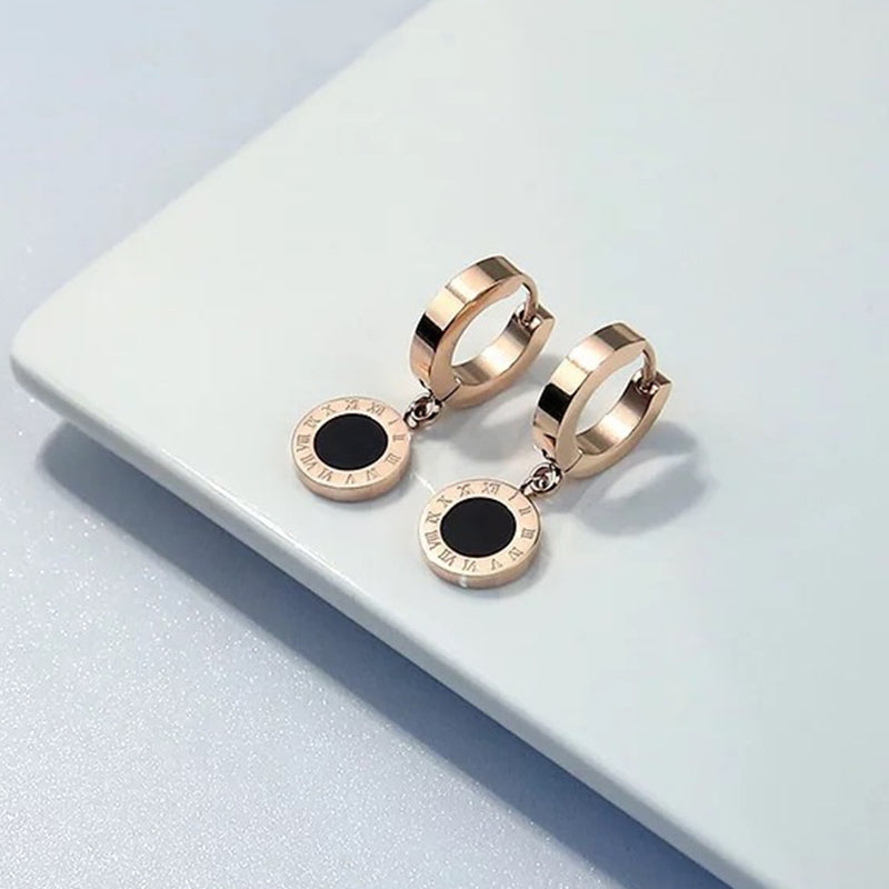 18K Timeless Cuff Earrings