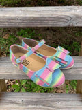 [Glitter Pastel Rainbow] Pipperdoodles Bow Shoes