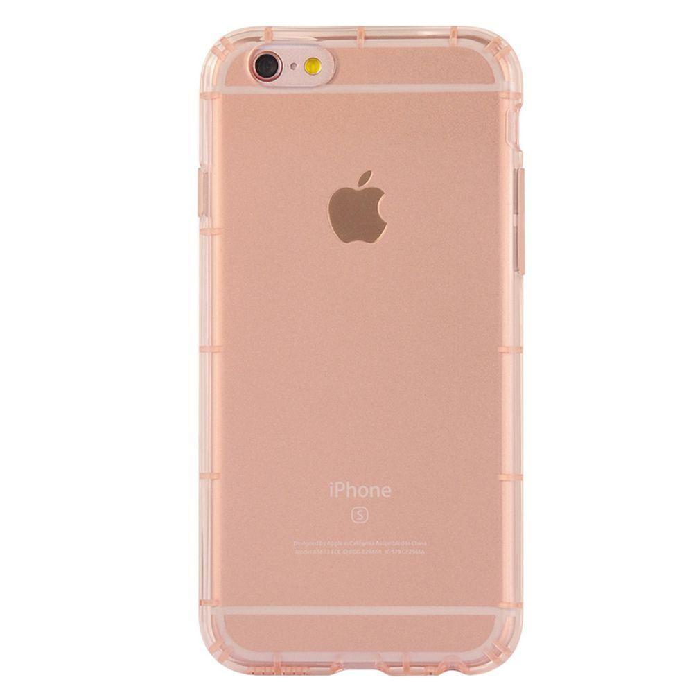 - TPU Case, Rose Gold for Apple iPhone 6/iPhone 6s