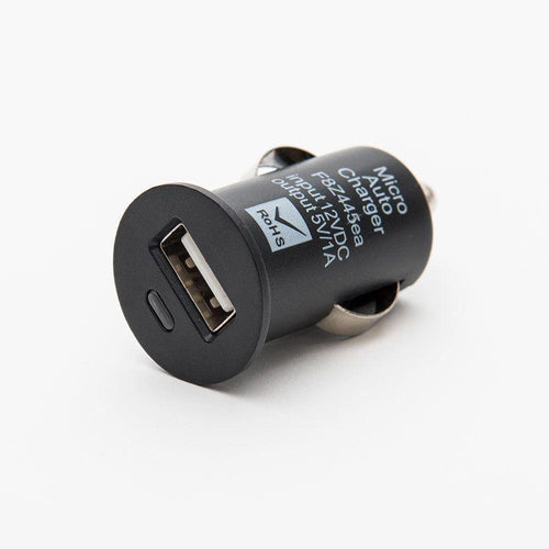 Kyocera Hydro Xtrm - Car Charger USB Adapter, Black
