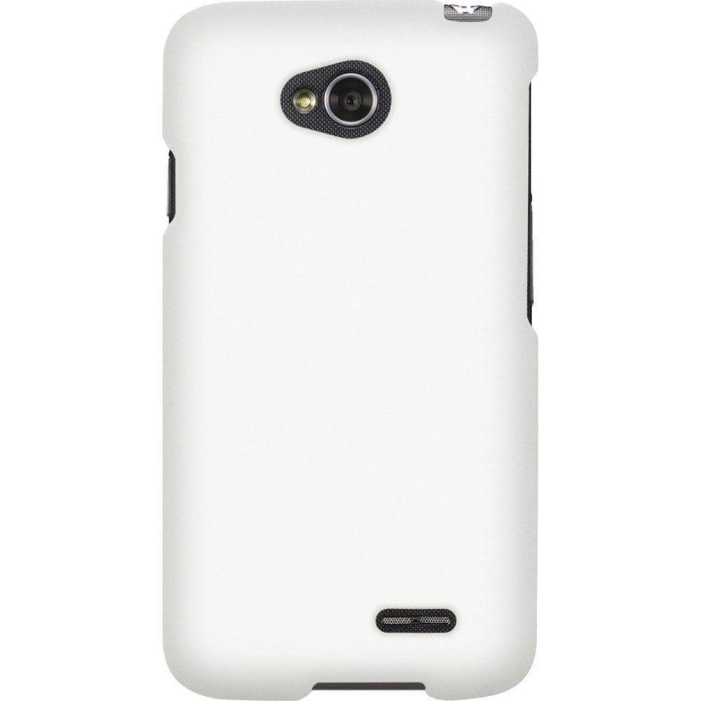 - Ultra Slim Fit Hard Plastic Case, White