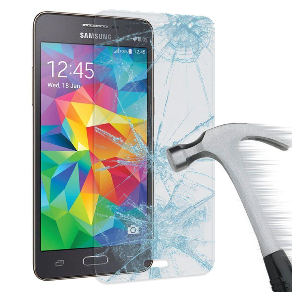 - Tempered Glass Screen Protector