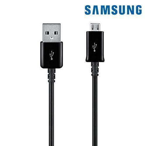 Galaxy S Duos 2 S7582 - OEM Micro USB Cable, Black