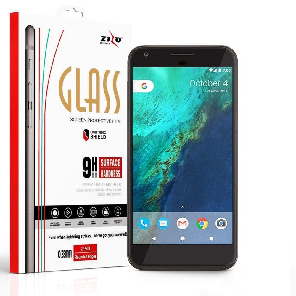 - Full Edge Colored Tempered Glass Screen Protector, Clear