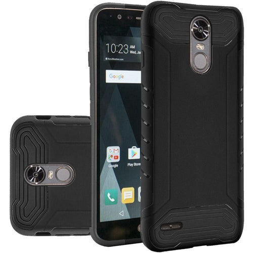 Phone Cases & Covers - Quantum Dual Layer Rugged Case, Black