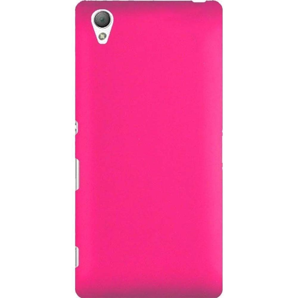 sports shoes afbd2 d12b6 Sony Ericsson Xperia Z3 Slim Fit Hard Plastic Case, Hot Pink