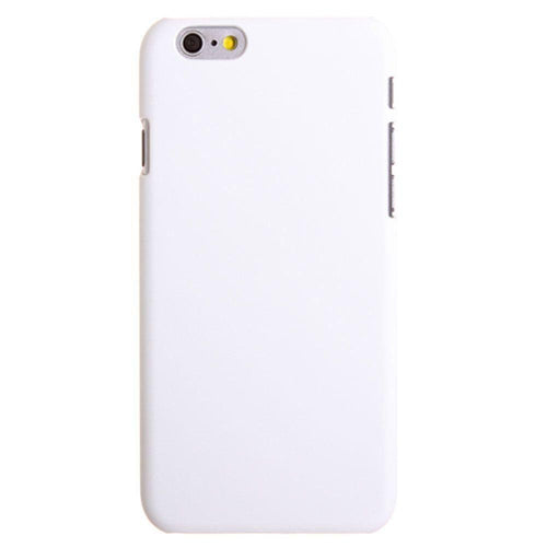 Apple Iphone 6s Plus - Ultra Slim Fit Hard Plastic Case, White for Apple iPhone 6 Plus/iPhone 6s Plus
