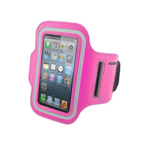 Fitness Wearable Accessories - Armband Case, Hot Pink