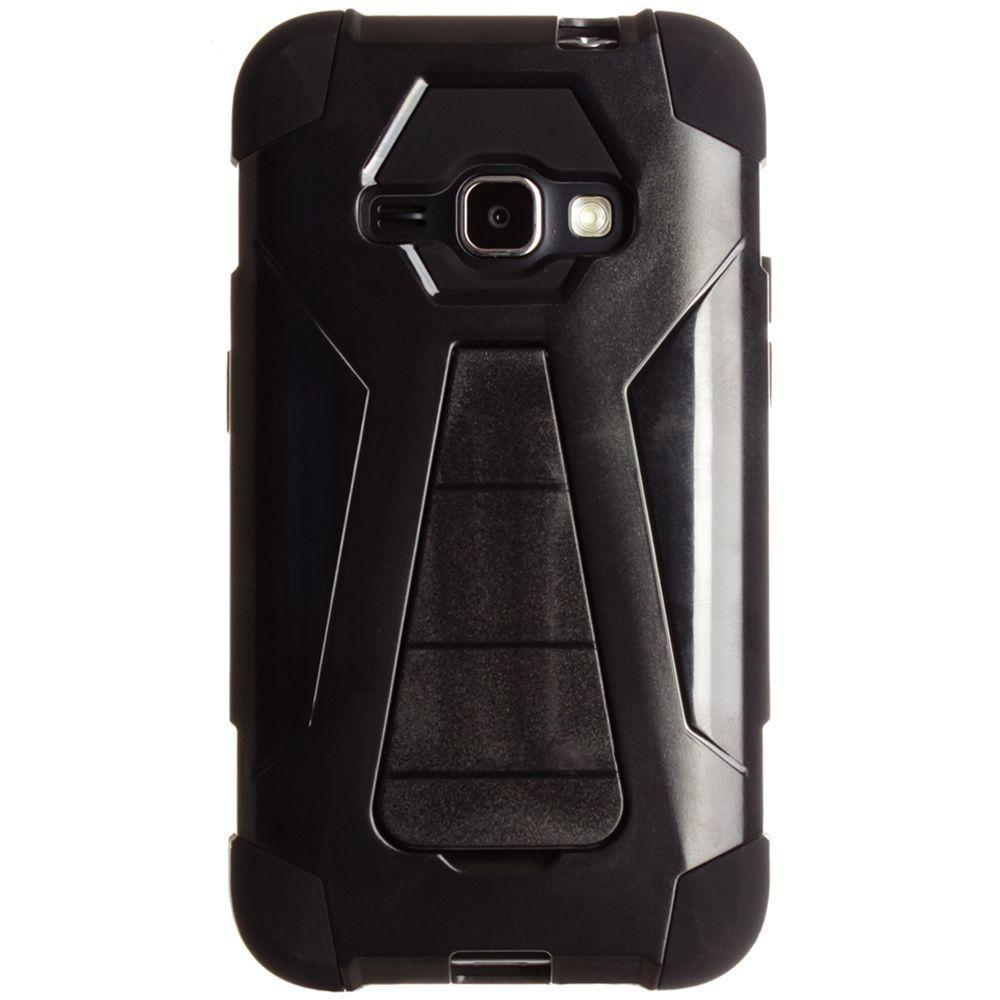 - Mighty Dual Layer Rugged Case, Black