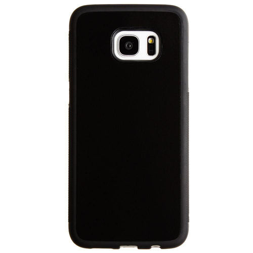 Samsung Galaxy S7 Edge - Anti-Gravity Nano-Sunction Case - Perfect to take hand-free selfies & watching videos on-the-go, Black for Samsung Galaxy S7 Edge