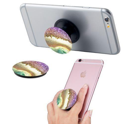 - Sandstorm Design Expandable Phone Grip and Stand, Multi-Color