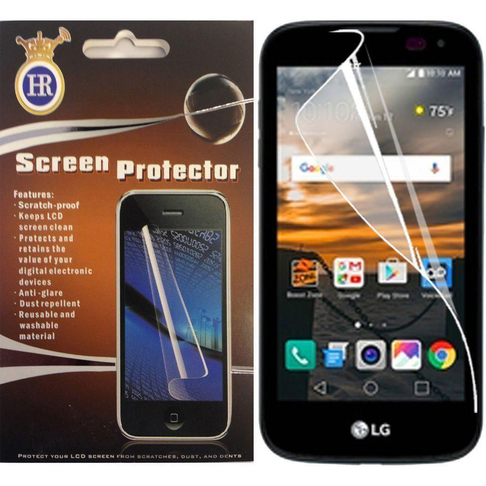 - Screen Protector, Clear