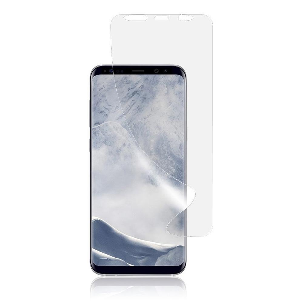 - Anti-Shock Full Screen Protector, Clear for Samsung Galaxy S9 Plus