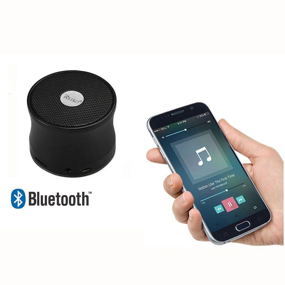 - Mini Wireless Bluetooth Speaker, Black
