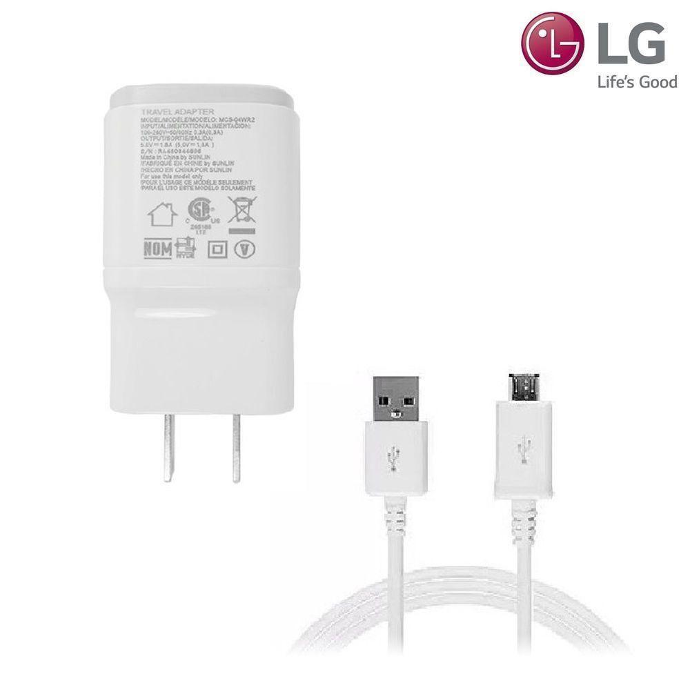 Radiant - OEM 1.8 Amp Micro USB Charger (MCS-04WD)