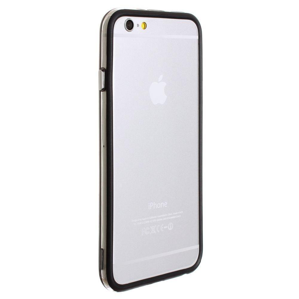 - Trim TPU Bumper Case, Black for Apple iPhone 6/iPhone 6s