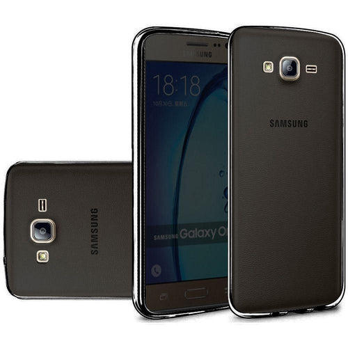 Samsung Galaxy On5 - TPU Case, Black