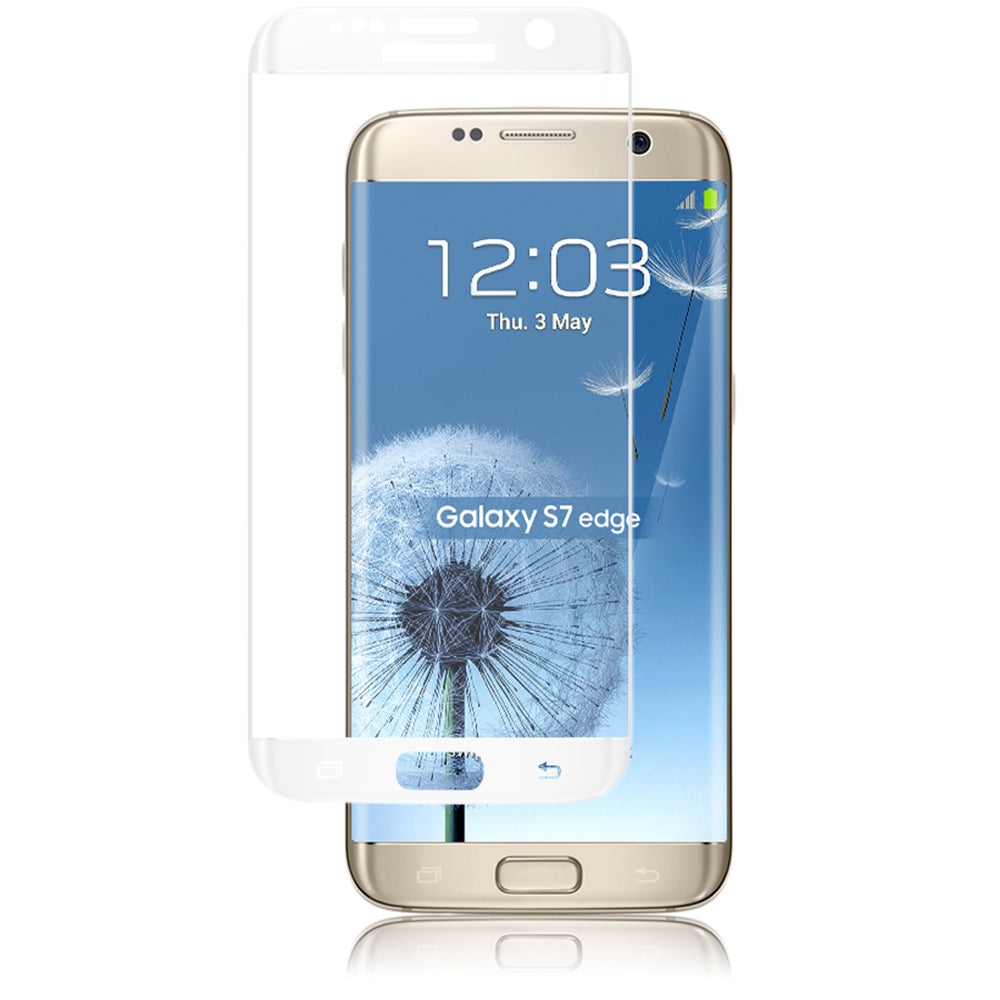 904ceff8c33 Samsung Galaxy S7 Edge Full Screen Tempered Glass Screen Pro