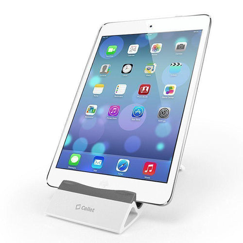 Apple Iphone 4 - Cellet Smartphone and Tablet Holder, White