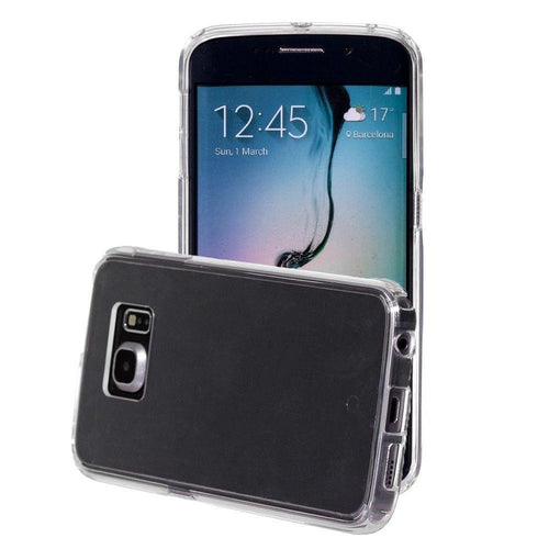Samsung Galaxy S6 Edge - HD Fusion Hybrid Clear Case
