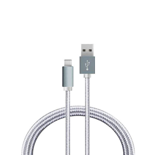 CellularOutfitter - Braided Rugged Micro USB Charge and Sync