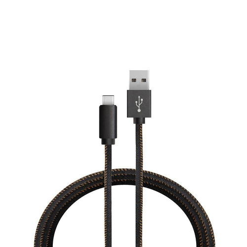 Samsung Fascinate I500 - Denim Micro USB Charge and Sync Cable, Black