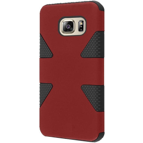 Samsung Galaxy S7 - Dynamic Rugged Case, Red/Black for Samsung Galaxy S7