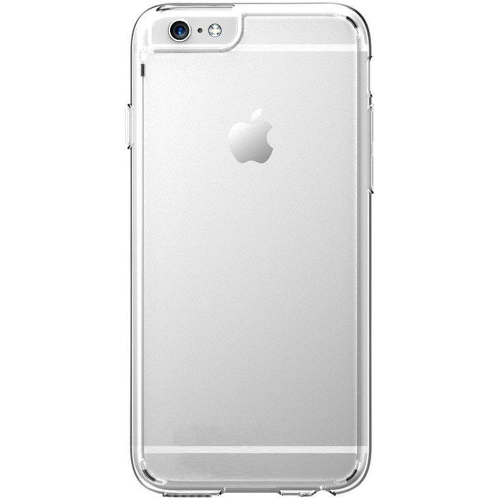 - Ultra Slim Fit Hard Plastic Case, Clear for Apple iPhone 6 Plus/iPhone 6s Plus