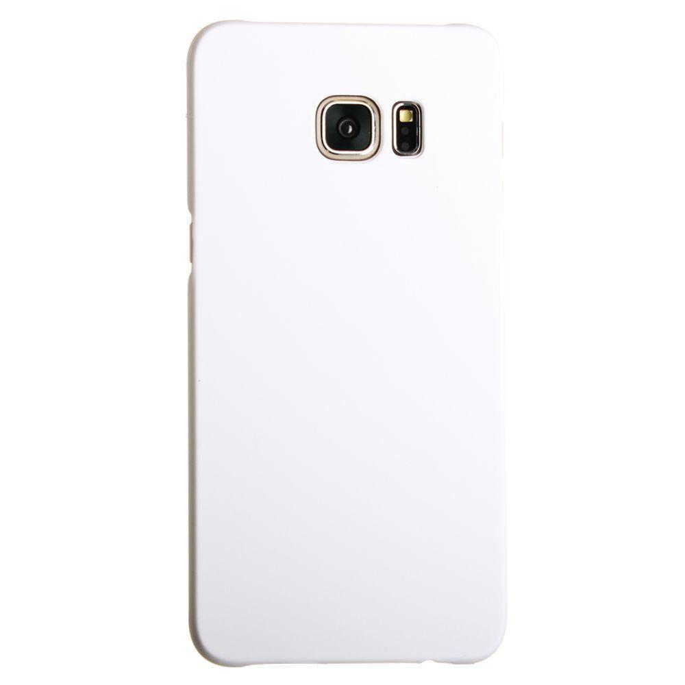 - Ultra Slim Fit Hard Plastic Case, White for Samsung Galaxy S6 Edge Plus