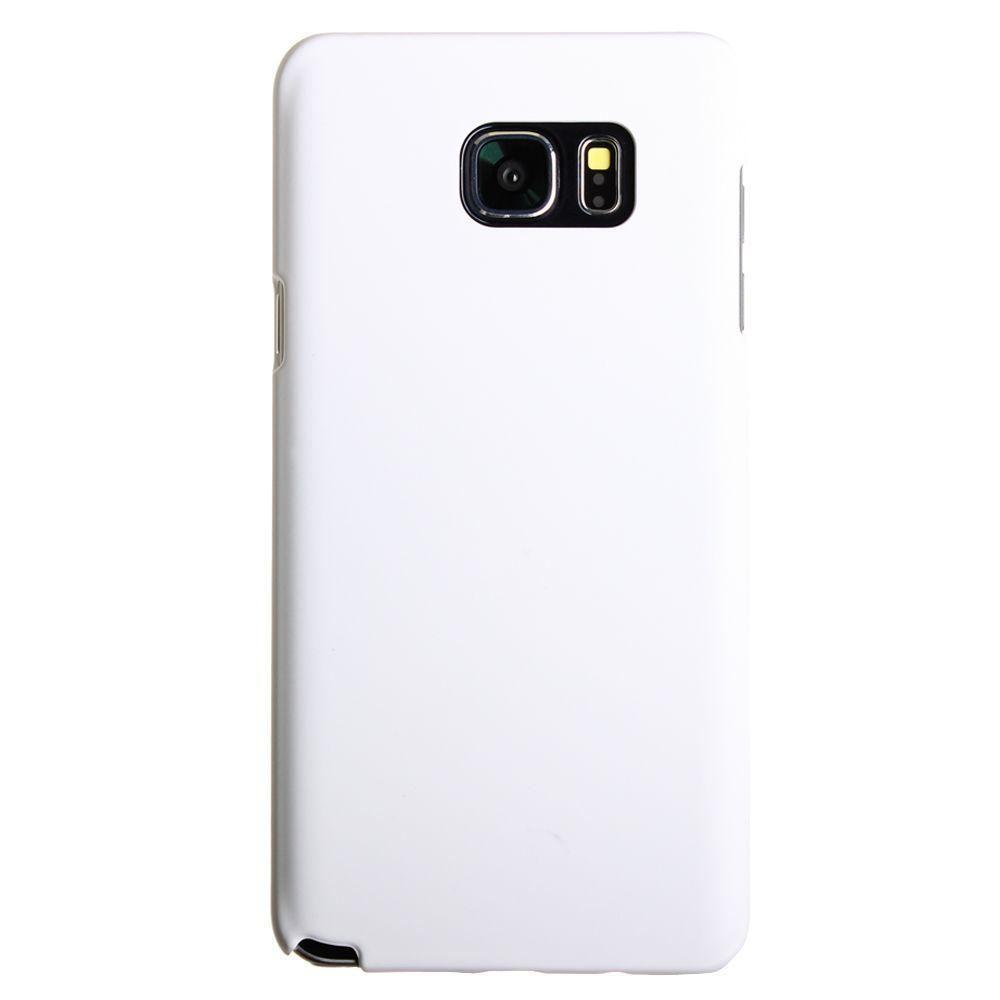 - Ultra Slim Fit Hard Plastic Case, White for Samsung Galaxy Note 5