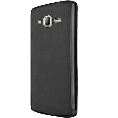 Samsung Galaxy J7 2015 - TPU Case, Black