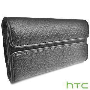- Holiday Special Striped Horizontal LeatherCase with Belt Clip, Black
