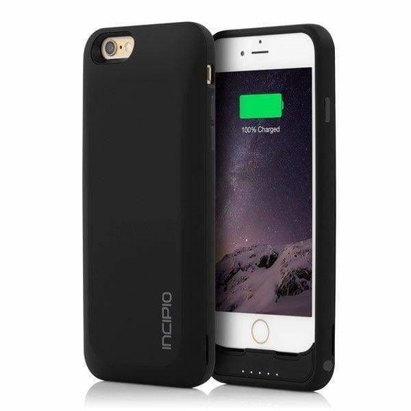 online store 95bce 79df0 Apple iPhone 6s Incipio offGRID Express Battery Case (3000 mAh), Black