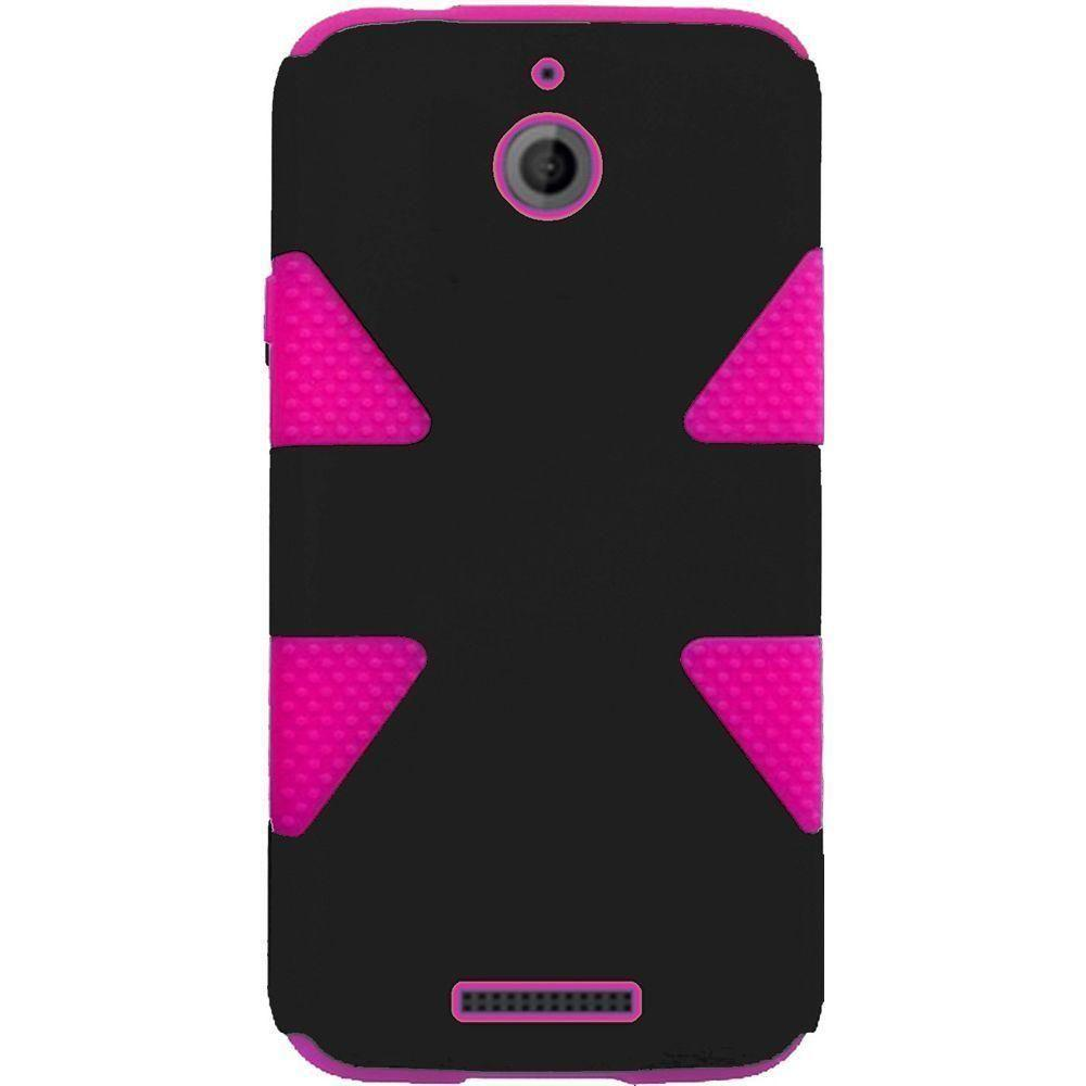 - Dynamic Rugged Case, Black/Hot Pink