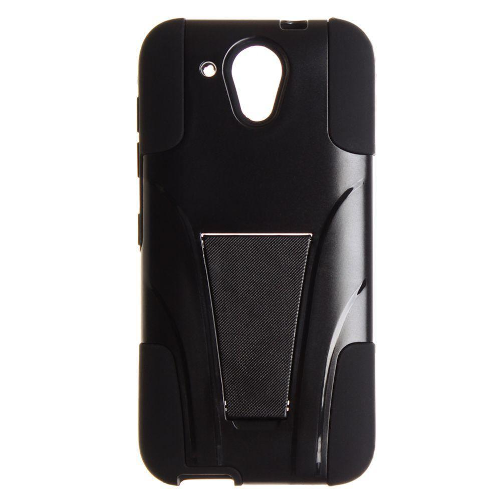 - Dual Layer Rugged Case, Black