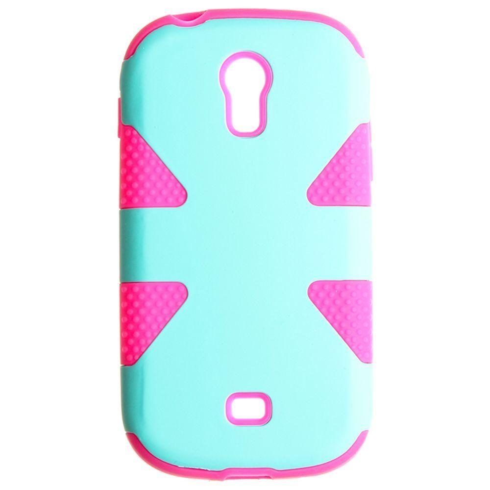 - Dynamic Rugged Case, Teal/Hot Pink