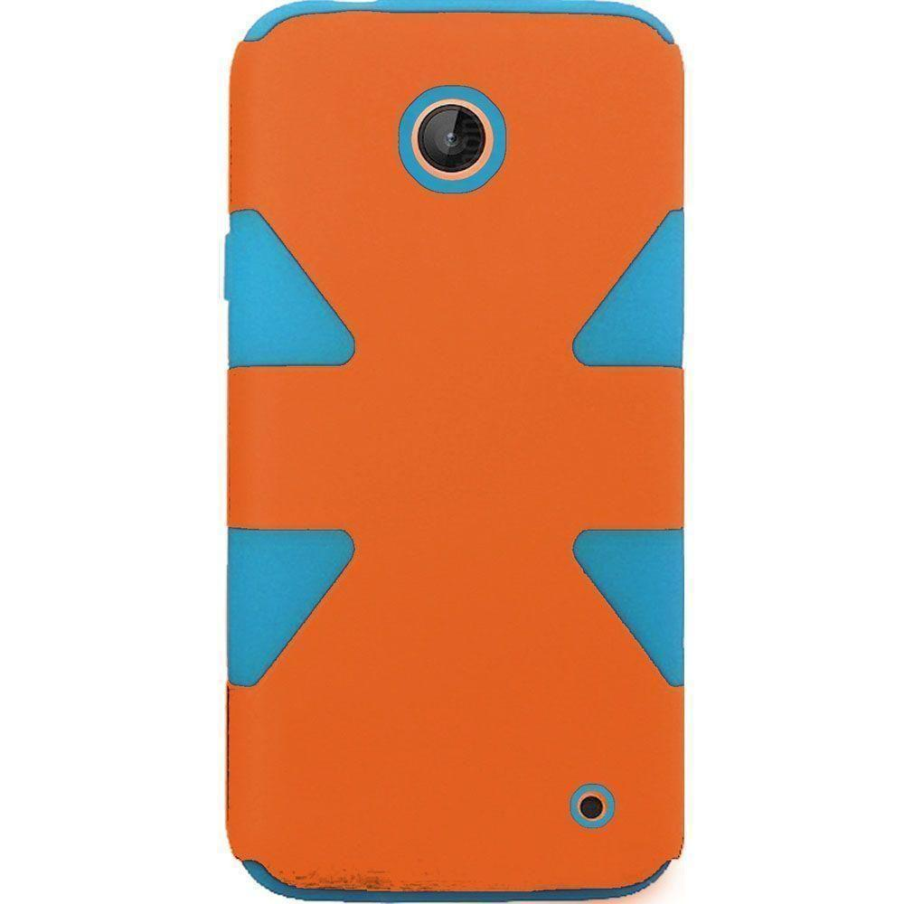 - Dynamic Rugged Case, Orange/Blue