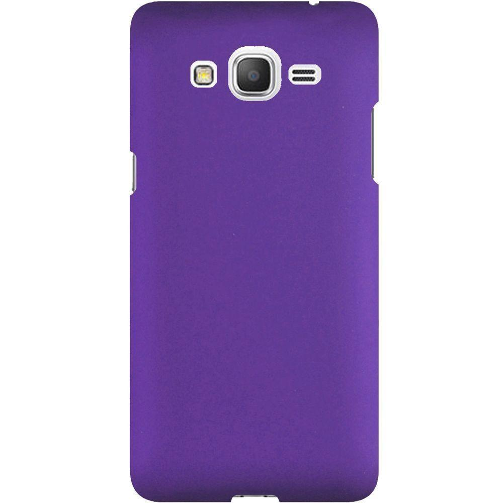 - Slim Fit Hard Plastic Case, Purple