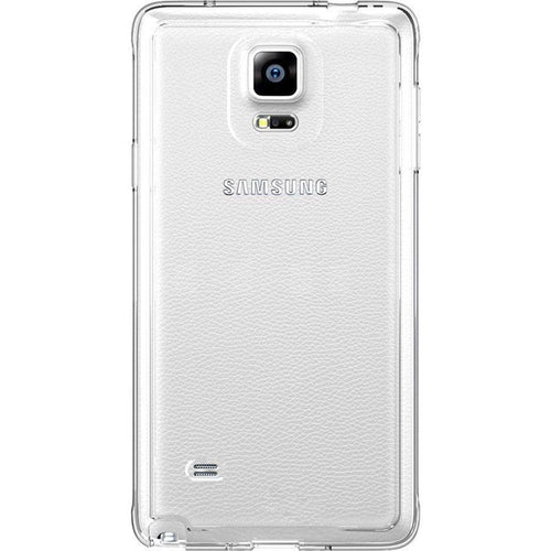 Samsung Galaxy Note 4 - Ultra Slim Fit Hard Plastic Case, Clear for Samsung Galaxy Note 4