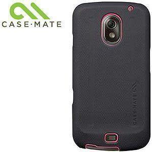 - Case-Mate Barely There Rubberized Case, Black