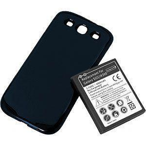 - Extended Battery (4300 mAh), Blue