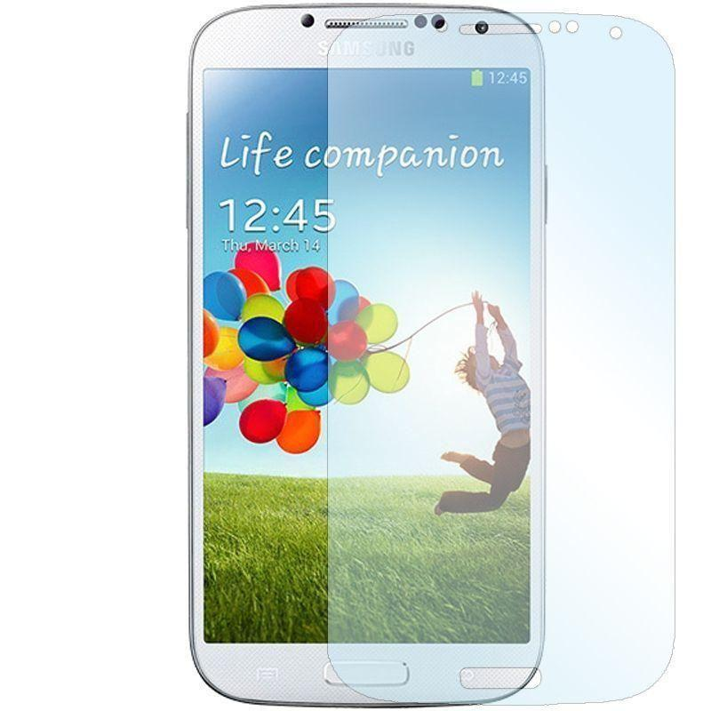 - Screen Protector for Samsung Galaxy S4