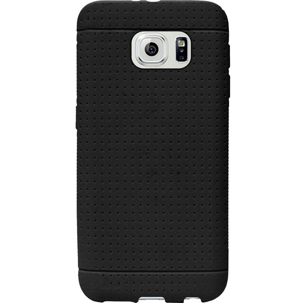 - Silicone Case, Black for Galaxy S6