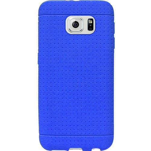 Samsung Galaxy S6 - Silicone Case, Blue for Galaxy S6