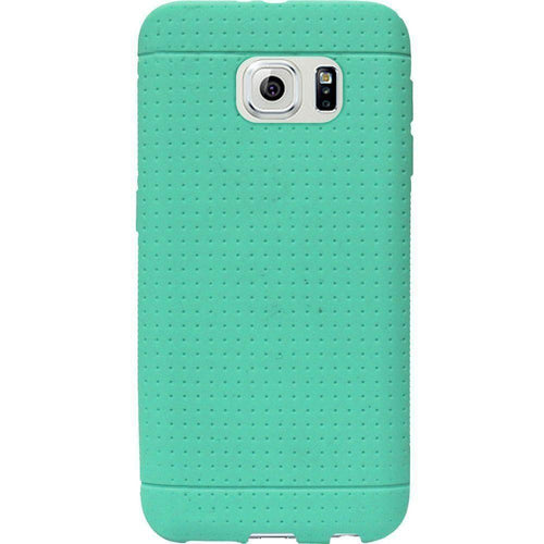 Samsung Galaxy S6 - Silicone Case, Green for Galaxy S6