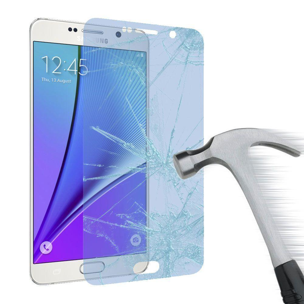 - Blue Light and UV Filter Tempered Glass Screen Protector for Samsung Galaxy Note 5