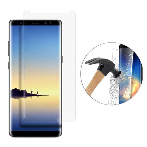 OrderlyEmails - Recommended Products - Full Edge Tempered Glass Screen Protector, Clear for Samsung Galaxy Note 8