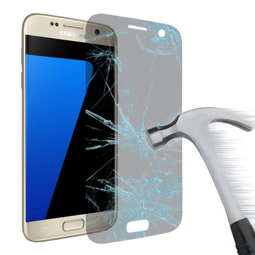 Clearance Accessories - Tempered Glass Screen Protector, Clear for Samsung Galaxy S7